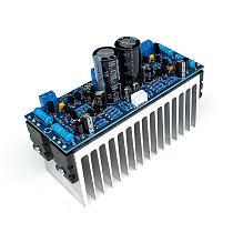 HiFi Stereo Dual-Channel Power Amplifier Board A1943/C5200 Audio Board Dual AC12-28V High Power Amplifier Board Stereo HIFI AMP