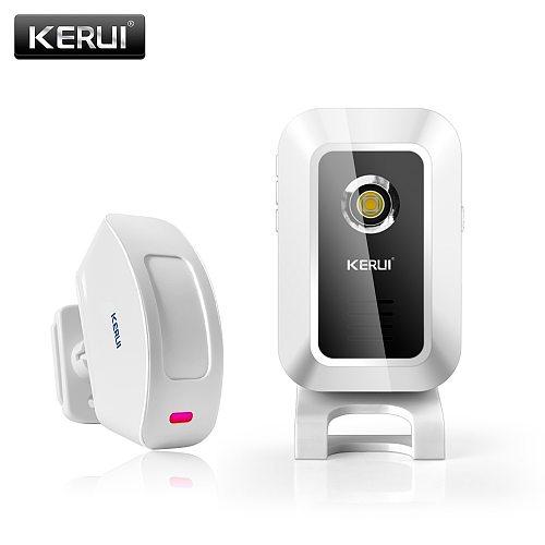KERUI M7 Door Bell Welcome Chime Wireless Motion Door Sensor Alarm For home Store Shop