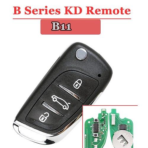 Free shipping (5pcs/lot)KD900 remote key B11 3 Button B series remote control for URG200 KD900 KD900+remote master