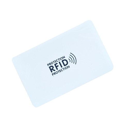 1pcs/lot RFID anti-Theft shielding NFC information anti-theft shielding card Gift Shielding Module anti-theft  blocking card