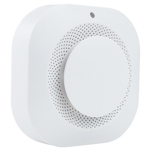 Awaywar 433MHz Wireless Fire Protection Smoke Detector Portable Fire Alarm Sensors For Smart   home Security Alarm System