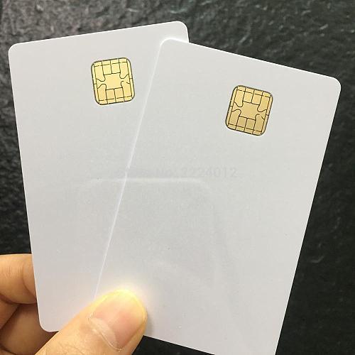 J2A040 40k with 2 Track Hi CO Magstripe Compatible JCOP21 36K Java JCOP Based Smart Card +TK Value