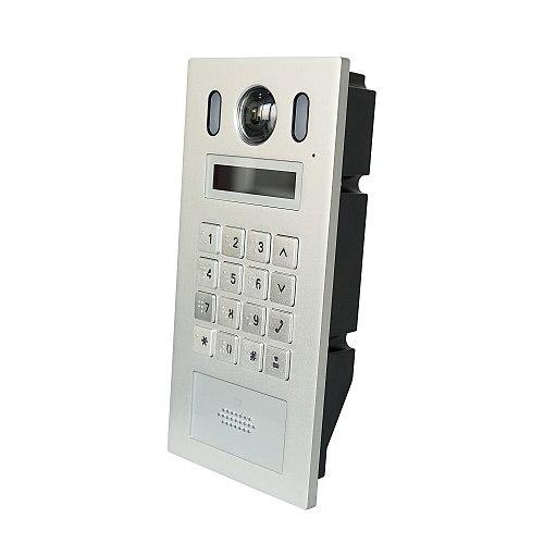 DH VTO6221E-P PoE(802.3af) IP Metal Apartmen doorbell ,Door Phone,doorbell,IP Video Intercom, call to phone app,SIP firmware