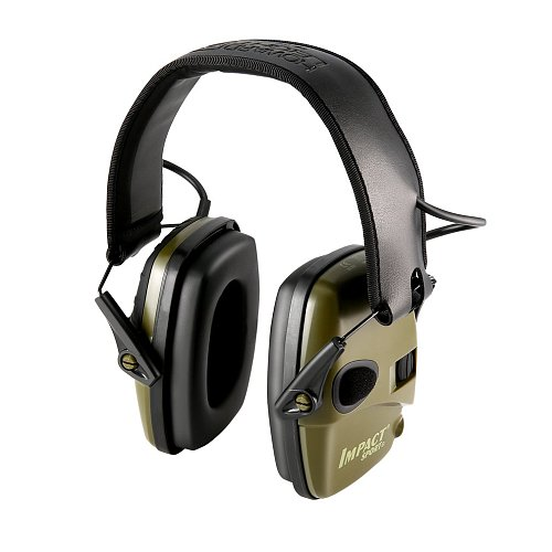 Anti-noise Impact Sound Amplification Electronic Shooting Earmuff Tactical Hunting Hearing Protective Headset Outdoor Sport