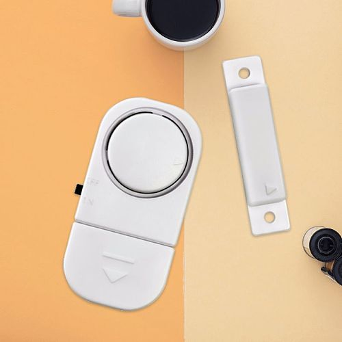 Home Security Alarm System Standalone Magnetic Sensors Independent Wireless Home Door and Window Alarm Security Burglar Alarm