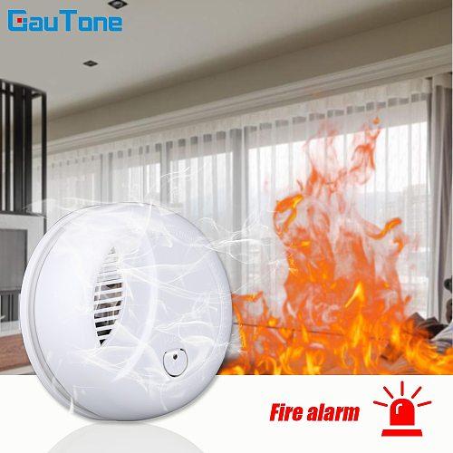 Independent Alarm Smoke Detector Home Security Wireless Fire Smoke Sensitive Detector Portable Alarm Sensors Fire Equipment