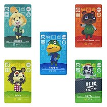 Series 1 (1 to 30) Animal Crossing Card locks nfc Card Work for NS Games Series 1  1 to 30
