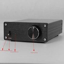 APTX QCC3008 Bluetooth Amplificador Audio Amp TPA3255 325Wx2 Class D Hifi Power Amplifier HIY Sound Speaker