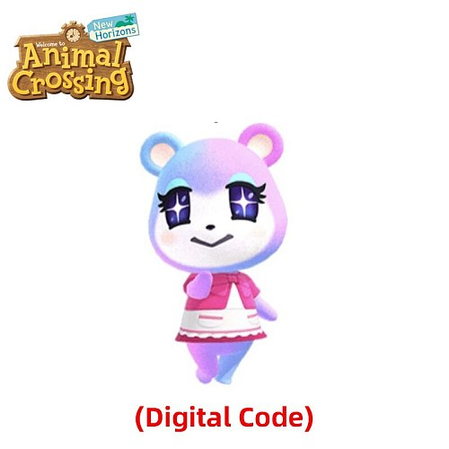 Raymond/Judy/Audie Animal Crossing New Horizons Online recharge service [Digital Code] Can not refunds !Marshal Amiibo Card