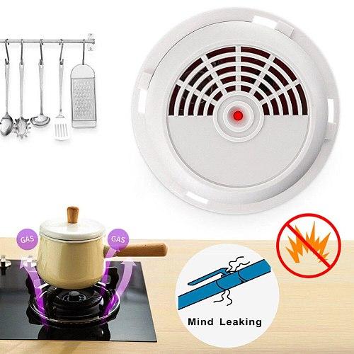 Carbon Monoxide Gas Leak Detector Propane Butane Methane Safety Sensor Alarm