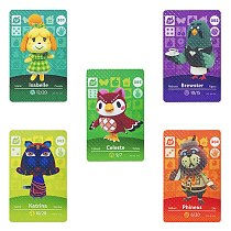 Animal Crossing Card  (301-330) NFC Card  Series for Nintendo switch NS Games series  4