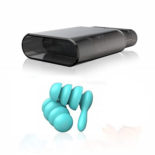 Noise Cancelling Ear Plugs for Sleeping, Concerts, Airplanes and More - Reusable High Fidelity Noise Reduction Ear Plugs