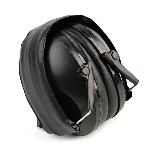 New Safurance Anti-noise Ear Muff Hearing Protection Soundproof Shooting Professional Foldable Earmuffs Earphone Noise Redution