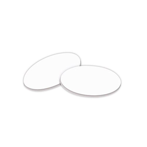 1/5pcs Rfid T5577 Blank Access Control Card 125khz Can Copy And Erase 25mm Nfc Round Electronic Label