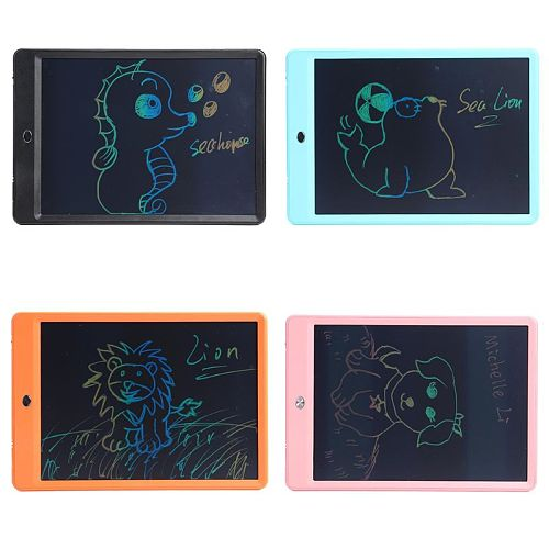 10Inch LCD Writing Board Doodling Handwriting Drawing Board Tablet Stylus Pen M17F