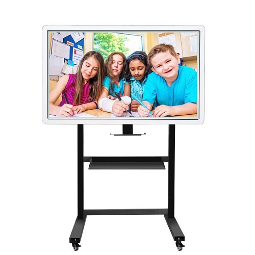 65 inch LCD Interactive Smart Whiteboard, Infrared Multi Touch Screen Led Monitor Interactive  LG Panel display screen TV