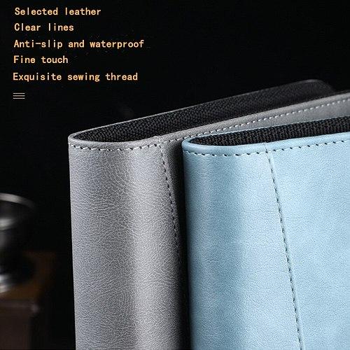 A6 A5 B5 Diary Notebook and Journal Binder Spiral with Calculator Zipper Bag Note Book Business Manager Folder Padfolio Handbook