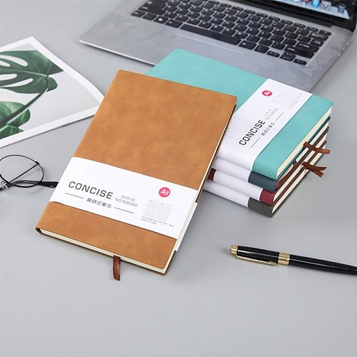 A6 Pocket Notebook And Journals Kawaii Stationery Planner Diary Agenda 2020 2021 Sketchbook For Student School Office Supplies