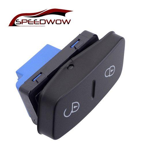 SPEEDWOW Driver Side Central Door Lock Switch Button Controlling Button 1K0962125B For VW Jetta Golf 5 GTI MK5 Tiguan