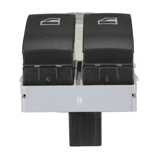 Black Electric Window Switch Driver Side for VW Transporter T5 T6 7E0 959 855A