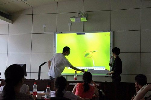 2018 Finger touch screen smart board 10 points multi touch interactive whiteboard based Laser Optical Technology