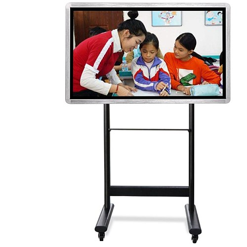 43 55 65 inch LCD Smart teaching Whiteboard +TV +PC+ mirror Led Monitor Interactive touch  LG Panel display screen