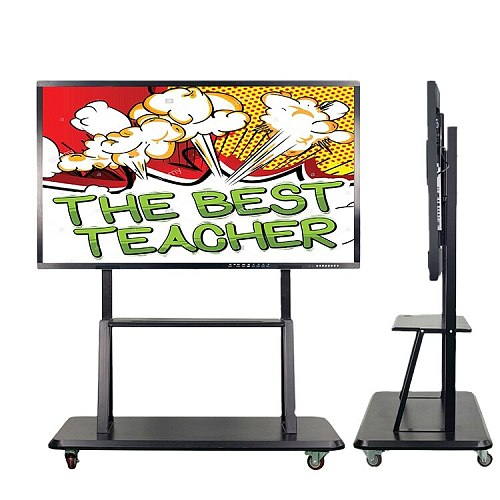 75 85 90 inch all in one touch screen school teaching interactive digital whiteboard smart white board
