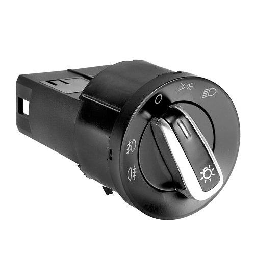 Headlight Control Switch For Vw Jetta Bora Golf MK4 Passat B5 Beetle T5 Polo 9N Sharan Lupo 1995-2005 3BD941531/3BD 941 531