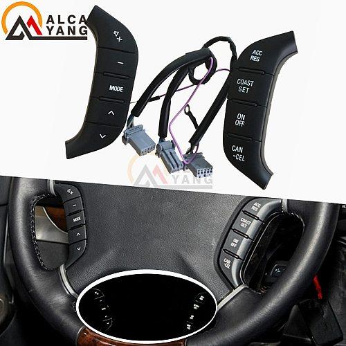 Car Accessories Steering Wheel Switch Audio Radio Control 84250-PJL for Mitsubishi Pajero audio button