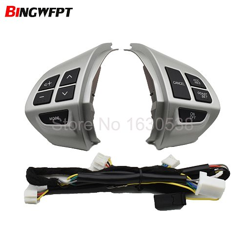 Steering Wheel Volume Sound Button for MITSUBISHI LANCER OUTLANDER ASX 2007 2008 2009 2010 2011