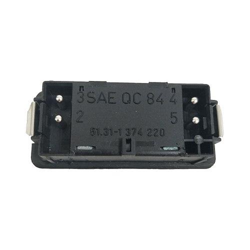 BTAP New Emergency Light Hazard Switch For BMW 3 5 7 8 Series M3 M5 Z3 E36 E34 E31 61311374220 61311390722 German Specification