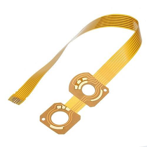 1/2pcs COM2000 COMM2000 Car Turn Signal Switch Flex/Ribbon Cable Trun Signal Steering Column for Peugeot for Citroen
