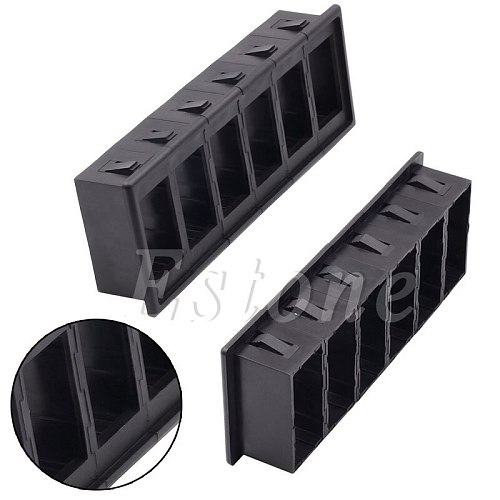 Car Boat Rocker Switch Clip Panel Patrol Holder Housing For ARB Carling 6 types Drop shipping