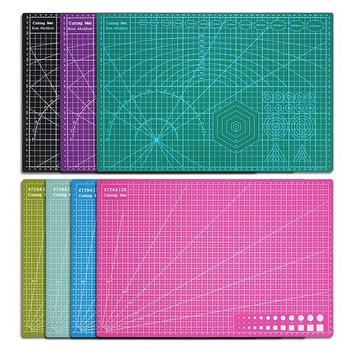 Thickening A3 Multifunction Pvc Self Healing Cutting Mat Cutting pad Board Cutter Knife DIY Craft Tools Office School Supplies