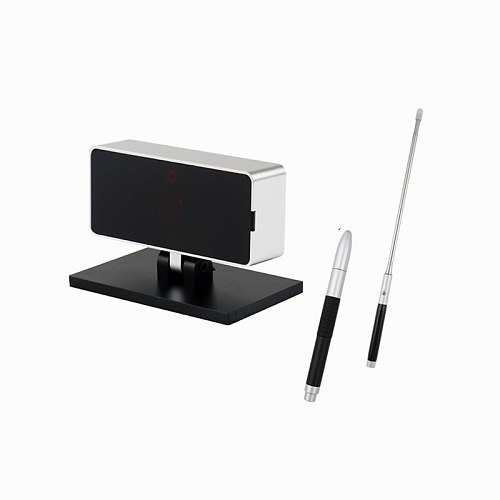 Portable Infrared Magnet Electronic Interactive Whiteboard Supporting Big Screen With Two IR pens Manual Calibration Whiteboard