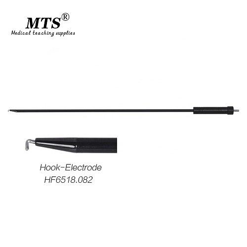 MTS Medical Laparoscopic Surgical Electrode Instruments Reusable Monopolar Surgery Electrocoagulation