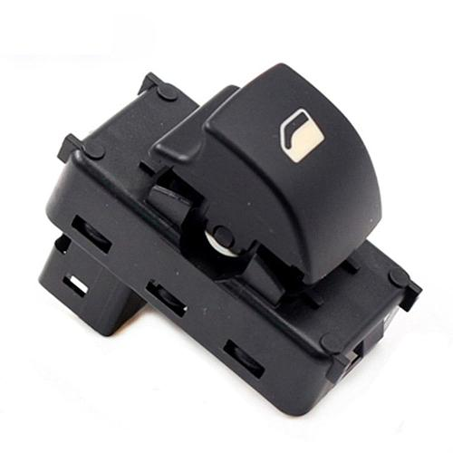 Dropshipping Black Power Window Switch Button Left Right Side For Citroen C4 Peugeot 207 Exquisitely Designed Durable