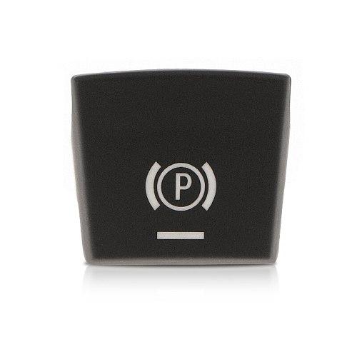 Car Handbrake Brake P Button Switch Cover For BMW 5/6/X3/X4 F10 F11 F18 F06 F12 F13 F25 F26 2009-2013 Etc Car Accessories 2019