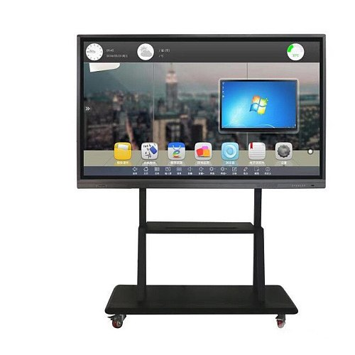 65 75 86 100 inch Educational equipments meeting and teaching board Multi Touch Screen Display Interactive whiteboard