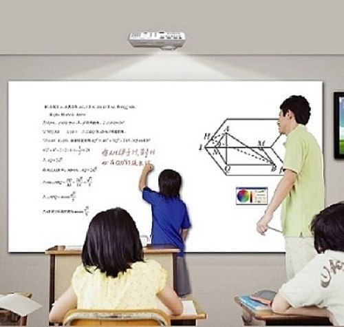10 points multi users smart board finger touch portable interactive whiteboards for working and entertainment