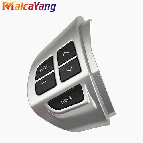 Car -styling buttons FOR Mitsubishi ASX Lancer Multi-function Car steering wheel control buttons Free shipping