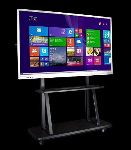 55 65inch 70 inch 84inch TV teaching training wifi interactive tablets big touch screen electronic whiteboard