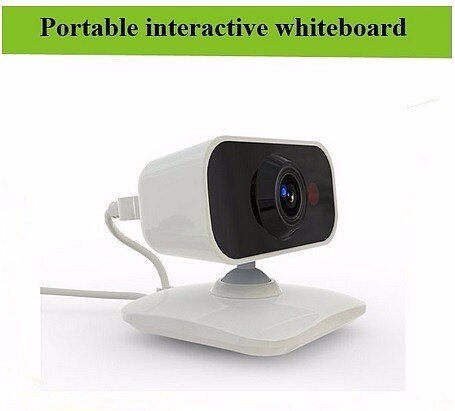 Short Throw Multi Touch Digital Smart board portable Infrared Interactive Whiteboard for presentation