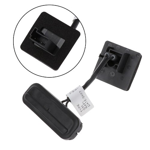 Black Tailgate Boot Opening Switch 13422268 For Vauxhall/Insignia Hatch Saloon