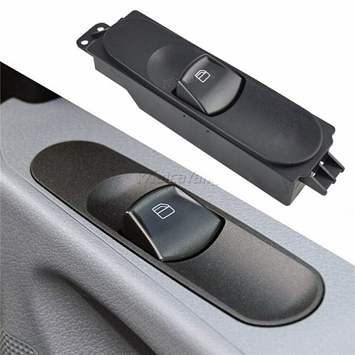 Power Window Switch ControlButton for Mercedes-Benz Vito Bus Vito/Mixto Kasten 2003 2004 2005 - 2015 A6395450913 A6395451413