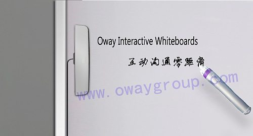 Newly Professional Ultrasonic Interactive Whiteboard Electronic Pen fast response speed for Oway WB4700 in Hot Sale