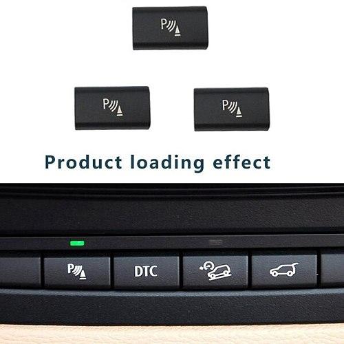 Parking Radar Sensor Switch Button Cover for BMW X5 E70 2006-13 X6 E71 2008-14