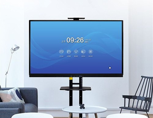 75 86 100 inch TV function Educational meeting teaching board Multi TouchScreen Display Interactive whiteboard with pc built in