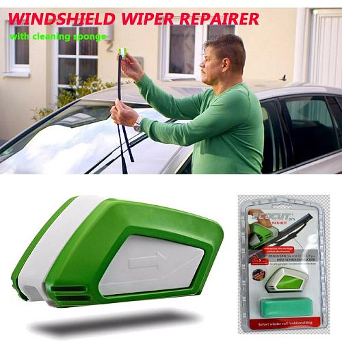 1PC Universal Car Refurbish Repair Windshield Wiper Blade Cutter Auto Glasses Window Scratch Wiper Repair Tool Дворники Для Авто