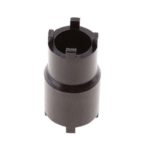 20mm-24mm Castle Nut Engine Motor Mount Lock Nut 4 pin Spanner Socket Tool For Kawasaki Honda Gl Ca Cb Cl Ct Sl & Xr Xl ATV